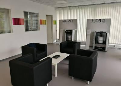 Hero showroom Weiterstadt