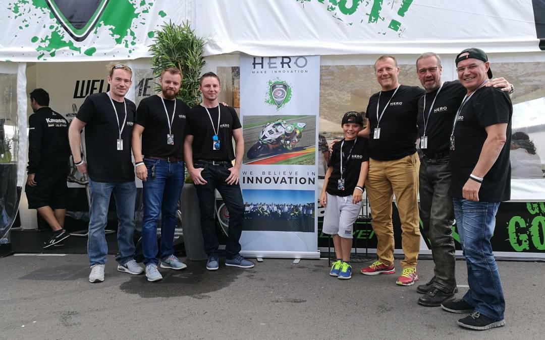 HERO e Go Eleven in Lausitzring