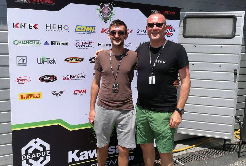 HERO & Go Eleven in Misano 2018